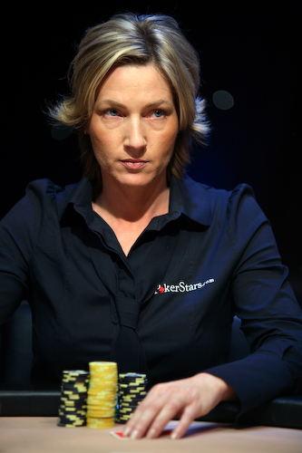 Katja Thater final table EPT warsau