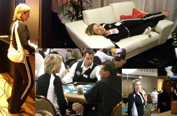 Poker Katja Thater in the money at the WSOP