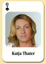 Katja Thater Member of team Pokerstars